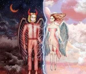 Die Beziehung mit (m)einem Narzissten:  Einmal Hölle und (kein) Zurück!?!